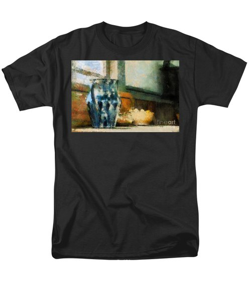 Still Life With Blue Jug T-Shirt by Lois Bryan