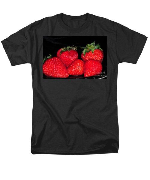 Strawberries T-Shirt by Paul Ward
