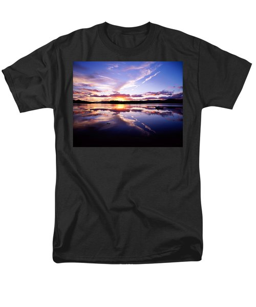 Sunset, Dinish Island Kenmare Bay T-Shirt by The Irish Image Collection
