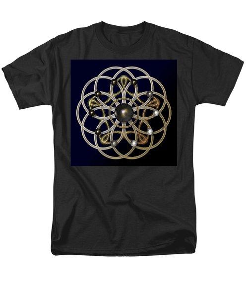 Swirly Brooch T-Shirt by Hakon Soreide
