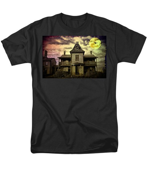 The Haunted Mansion T-Shirt by Bill Cannon