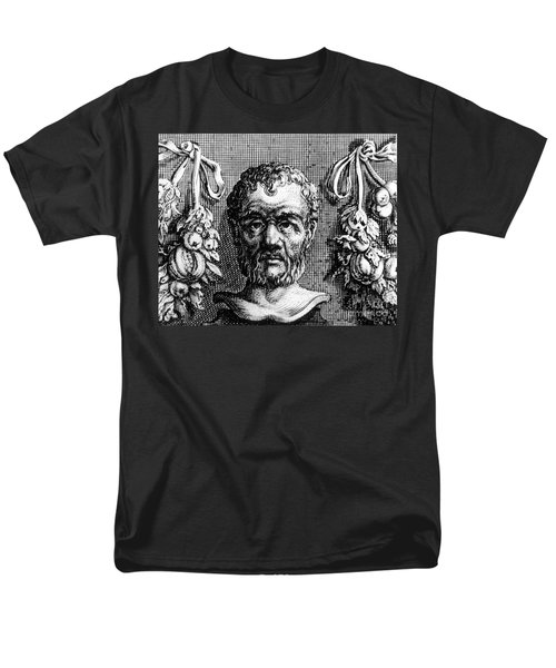 Theophrastus, Ancient Greek Polymath T-Shirt by Photo Researchers
