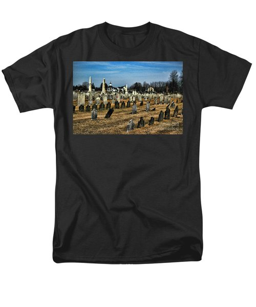 Tombstones T-Shirt by Paul Ward