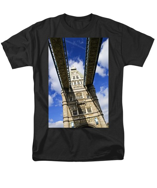 Tower bridge in London T-Shirt by Elena Elisseeva