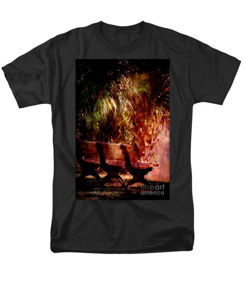 Tropical Bench T-Shirt by Susanne Van Hulst