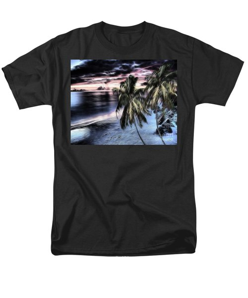 Tropical Evening T-Shirt by Cheryl Young