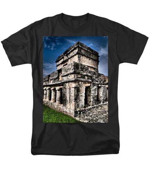 Tulum Ruinas 1 T-Shirt by Skip Hunt