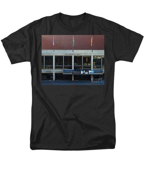 UC Berkeley . Zellerbach Hall . 7D10013 T-Shirt by Wingsdomain Art and Photography