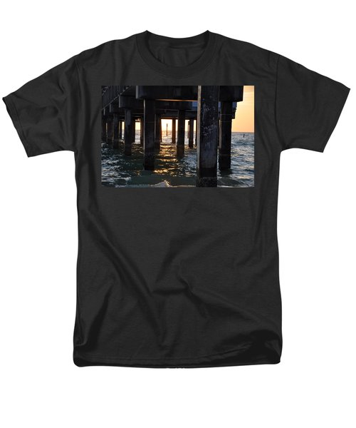 Under the Pier T-Shirt by Bill Cannon