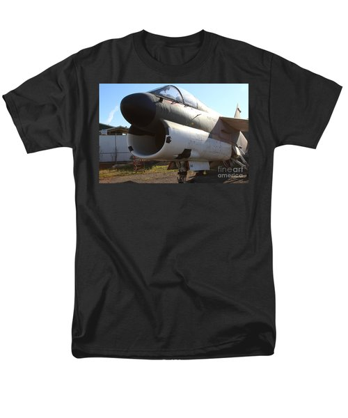 US Fighter Jet Plane . 7D11240 T-Shirt by Wingsdomain Art and Photography