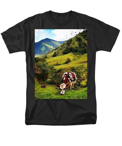 Vaca T-Shirt by Skip Hunt