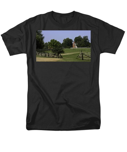 View of Appomattox Courthouse 1 T-Shirt by Teresa Mucha