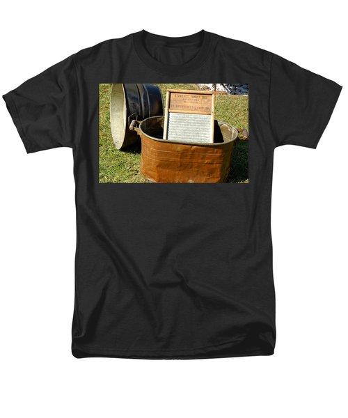 Vintage Copper Wash Tub T-Shirt by LeeAnn McLaneGoetz McLaneGoetzStudioLLCcom