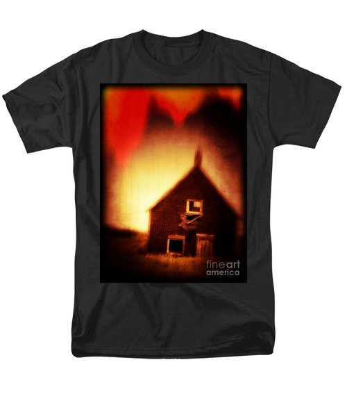 Welcome to Hell House T-Shirt by Edward Fielding