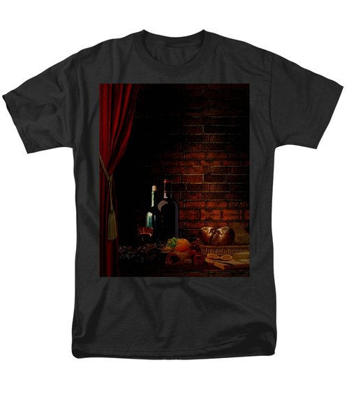 Wine Lifestyle T-Shirt by Lourry Legarde