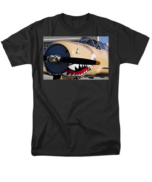 Yak Attack Men's T-Shirt  (Regular Fit) by David Lee Thompson