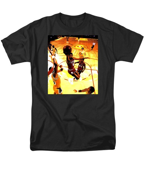 Doctor J Men's T-Shirt  (Regular Fit) by Brian Reaves
