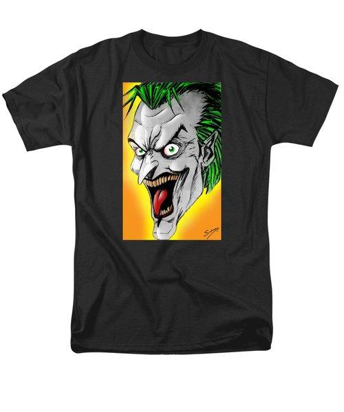 Joker Men's T-Shirt  (Regular Fit) by Salman Ravish