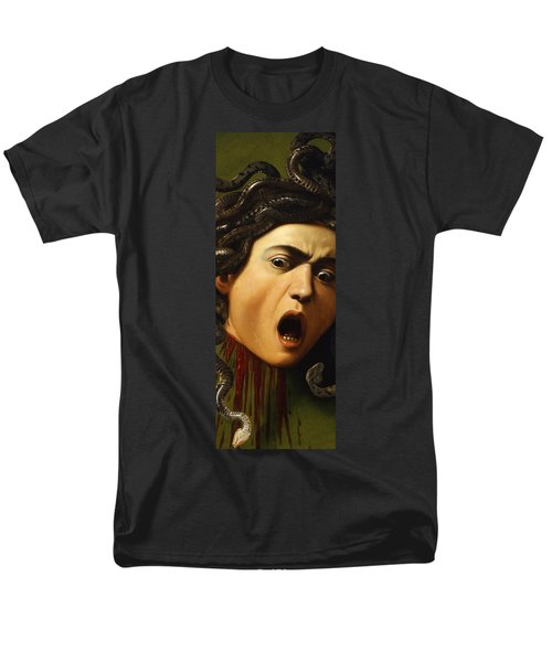 Medusa Men's T-Shirt  (Regular Fit) by Caravaggio