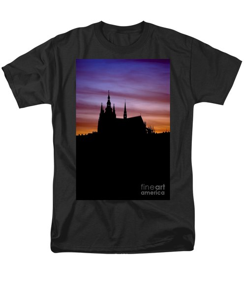 Prague castle T-Shirt by Michal Boubin