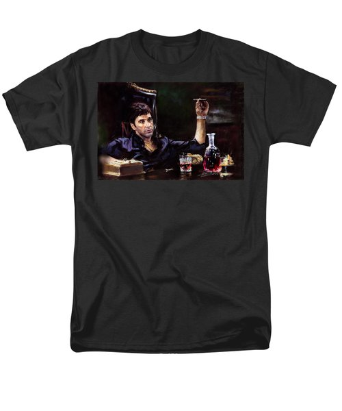 Scarface T-Shirt by Ylli Haruni