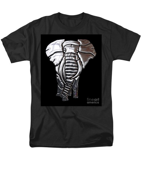 Elephant Collection Men's T-Shirt  (Regular Fit) by Marvin Blaine
