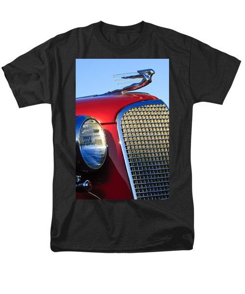 1937 Cadillac V8 Hood Ornament 2 T-Shirt by Jill Reger