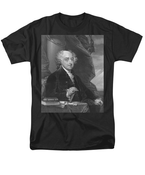 President John Adams T-Shirt by War Is Hell Store