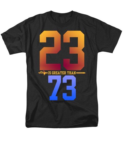 2373-2 Men's T-Shirt  (Regular Fit) by Augen Baratbate