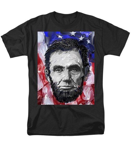 ABRAHAM LINCOLN - 16th U S PRESIDENT T-Shirt by Daniel Hagerman