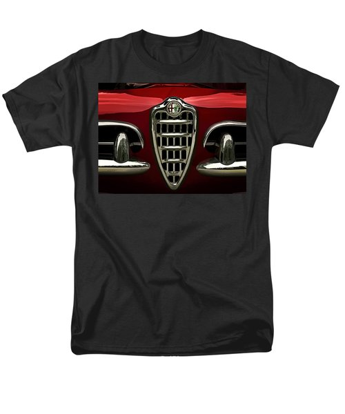 Alfa Red T-Shirt by Douglas Pittman