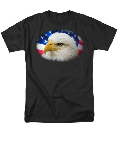 American Pride T-Shirt by Shane Bechler
