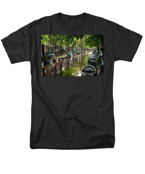 Amsterdam Canal T-Shirt by Joan Carroll