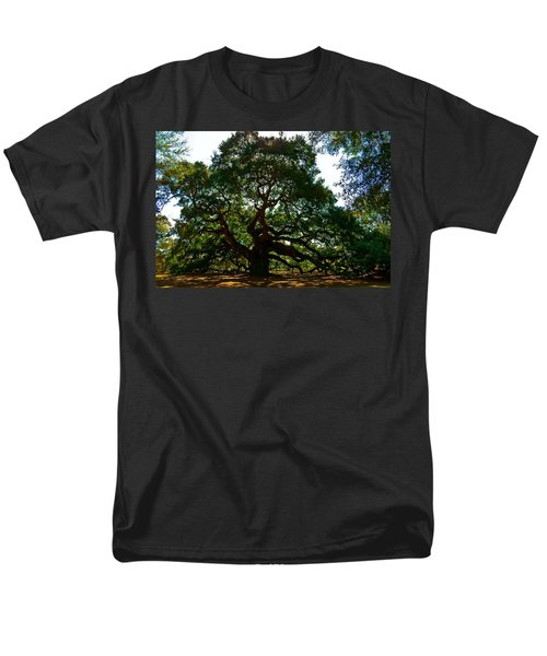 Angel Oak Tree 2004 T-Shirt by Louis Dallara