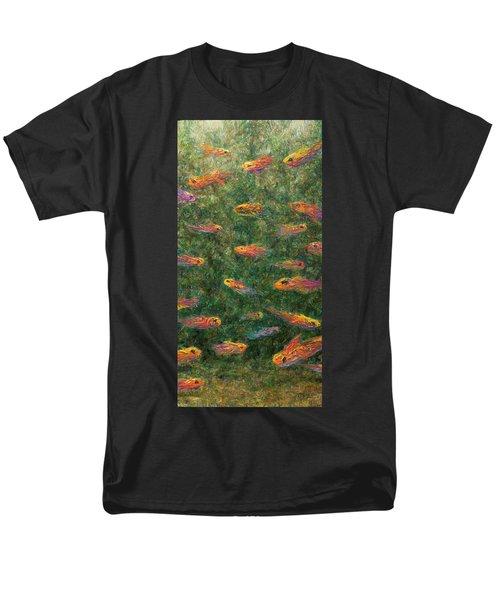 Aquarium T-Shirt by James W Johnson