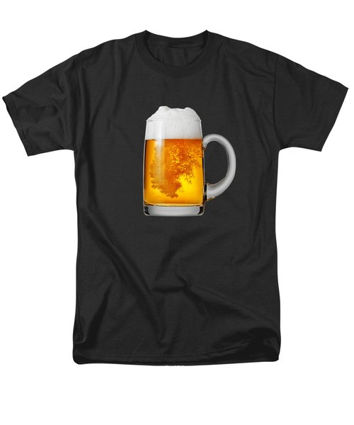 Glass Of Beer Men's T-Shirt  (Regular Fit) by T Shirts R Us -