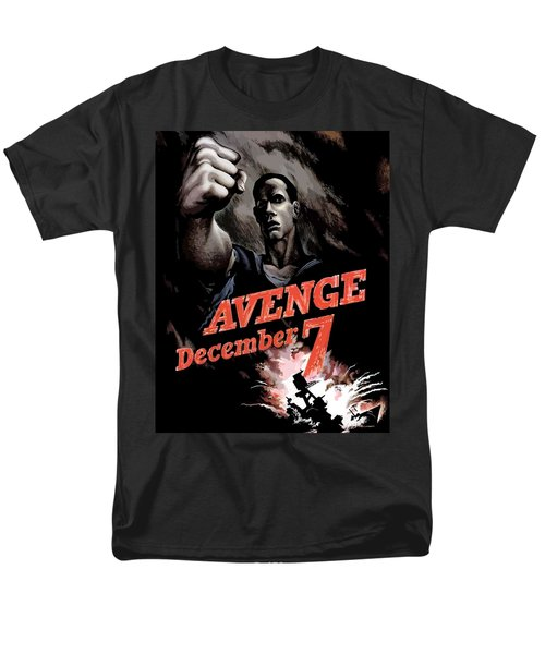 Avenge December 7th T-Shirt by War Is Hell Store