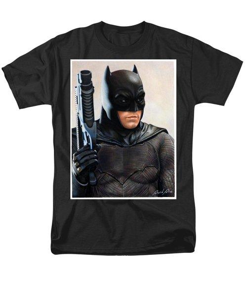 Batman 2 Men's T-Shirt  (Regular Fit) by David Dias