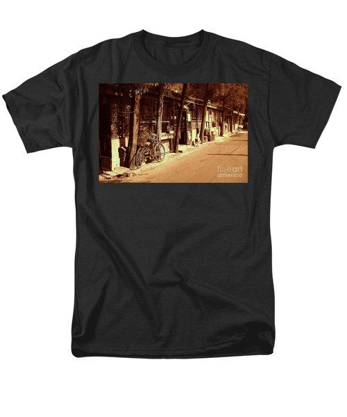 Beijing City 8 T-Shirt by Xueling Zou