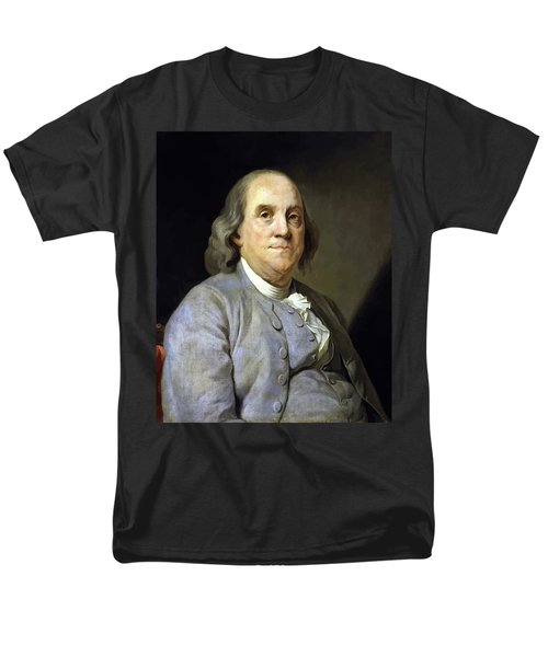 Benjamin Franklin T-Shirt by War Is Hell Store