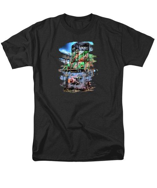 Big Bad 6116 Men's T-Shirt  (Regular Fit) by Thom Zehrfeld
