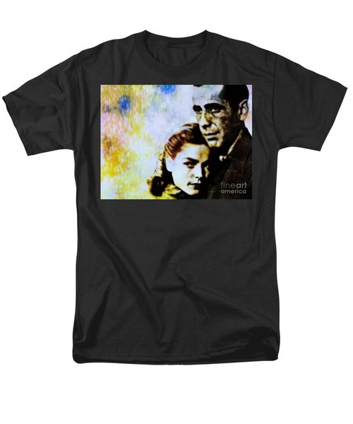 Bogie and Bacall T-Shirt by WBK