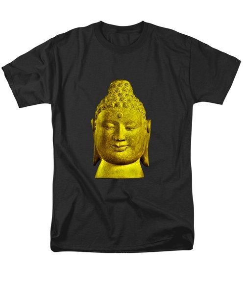 Borobudur Gold  Men's T-Shirt  (Regular Fit) by Terrell Kaucher