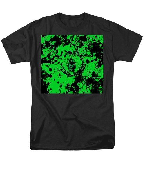 Boston Celtics 1c Men's T-Shirt  (Regular Fit) by Brian Reaves