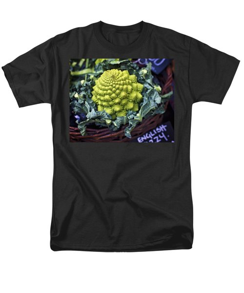 Brassica Oleracea Men's T-Shirt  (Regular Fit) by Heather Applegate