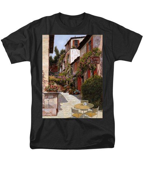 cafe bifo T-Shirt by Guido Borelli