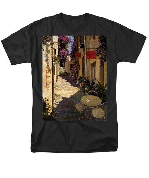 cafe piccolo T-Shirt by Guido Borelli