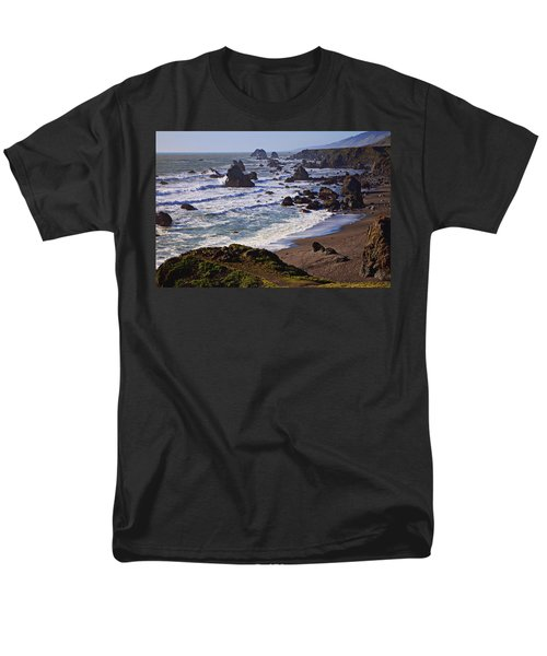 California coast Sonoma T-Shirt by Garry Gay