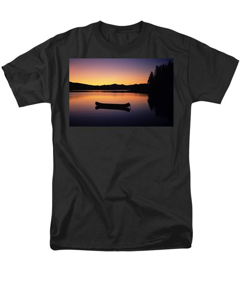 Calming Canoe T-Shirt by John Hyde - Printscapes