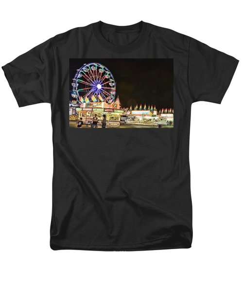 carnival Fun and Food T-Shirt by James BO  Insogna